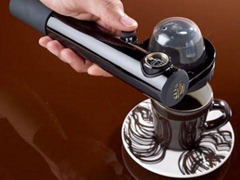 Handpresso Wild Domepod - Handheld Portable Espresso Maker