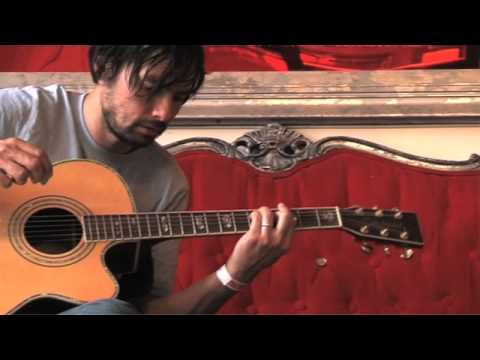 The Pineapple Thief - Bruce plays Barely Breathing acoustically