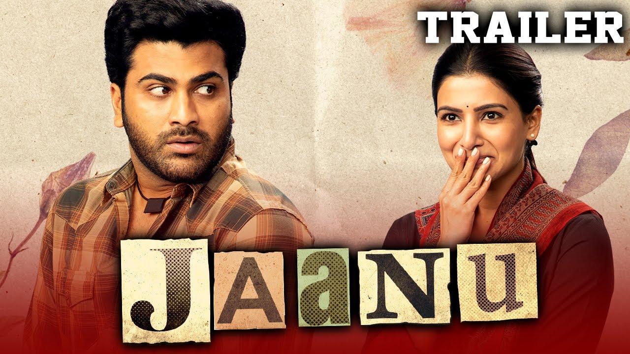 Download Jaanu 2021 Official Trailer Hindi Dubbed | Sharwanand, Samantha Akkineni, Vennela Kishore