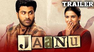 Jaanu 2021 Official Trailer Hindi Dubbed | Sharwanand, Samantha Akkineni, Vennela Kishore