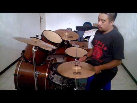 Lebih Dalam Kumenyembah tribute to Oxygen True Worshippers Youth (drum cover) - yesie yehezkiel