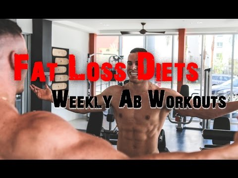 Fat Loss Diet Programs AND Weekly AB WORKOUT VIDEOS | Brendan Meyers