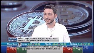 BloombergHT TV - Blockchain Nedir? - Alp Işık & İsmail Hakkı Polat