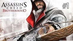 Twitch Livestream | Assassin's Creed: Brotherhood Part 1 [Xbox One]