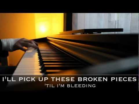 It Will Rain - Bruno Mars - Piano Karaoke