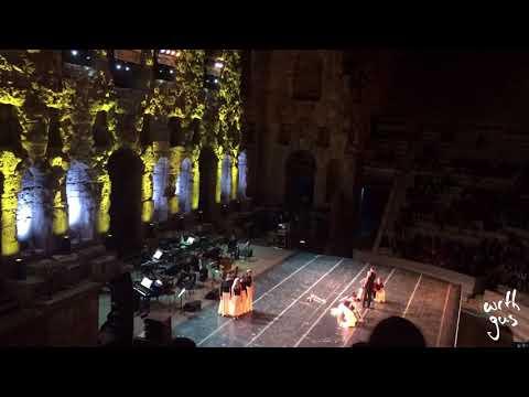 A Dance At Dionysos Theatre w/gus