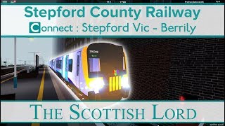 Verbinden: Stepford Vic - Berrily | Stepford County Railway (Roblox)