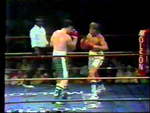 (Part 1) Donny Lalonde vs Roddy MacDonald - July 1983