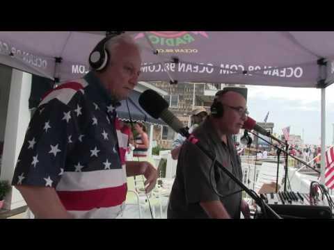 Senator Jim Mathias And Ocean City Mayor Rick Meehan With Ocean 98 (7/4/16)