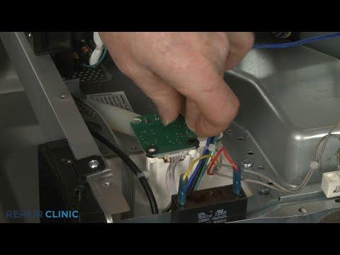 AccuPop Control Board - Whirlpool Microwave Oven/Hood Combo  #WMH73521CS6