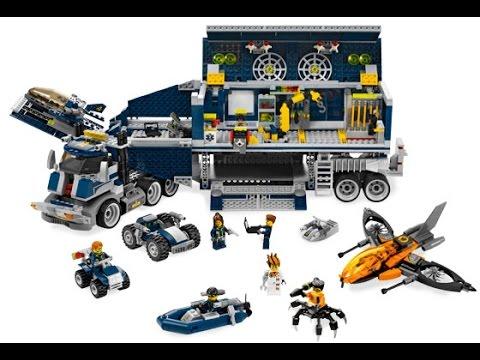 LEGO Ultra Agents Mission Headquarters, Lego Toys For Kids ... | 480 x 360 jpeg 38kB