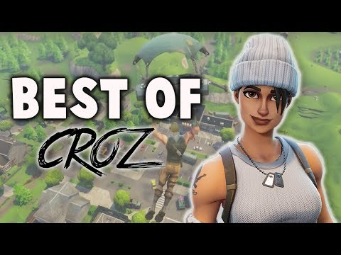 BEST OF CROZ -  FORTNITE BATTLE ROYALE MONTAGE (Insane Crazy Kills And Funny Moments)