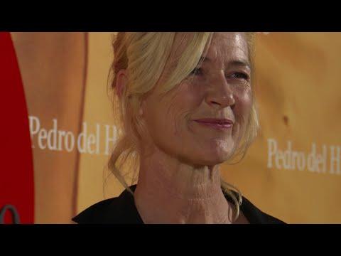 Ana Duato confirma la relación entre Aitana y su hijo, Miguel Bernardeau