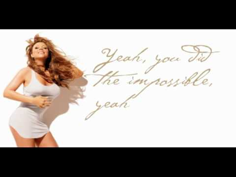 Mariah Carey - The Impossible LYRICS