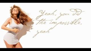 Mariah Carey The Impossible LYRICS.mp3
