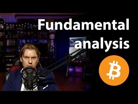 Bitcoin Fundamental Analysis - December 2018