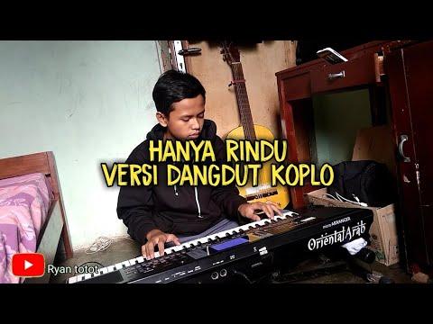 hanya-rindu-versi-dangdut-koplo-+-lirik- -korg-micro-arranger 