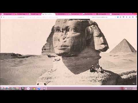 The Tunnels & Chambers Under The Sphinx