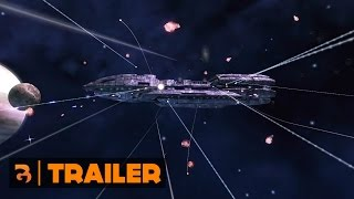 Battlestar Galactica Online: Gameplay Trailer