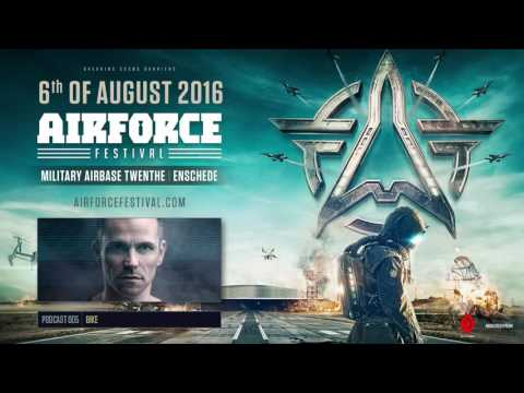 AIRFORCE Festival 2016 | Podcast 005 | Bike