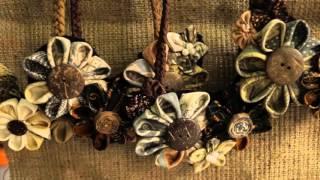 Download lagu Kreatif Tutorial Kalung Kain Perca | Edit 1