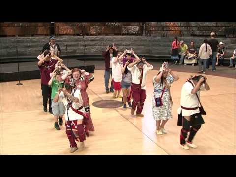 Cherokee Days 2016 - Traditional Dances 1