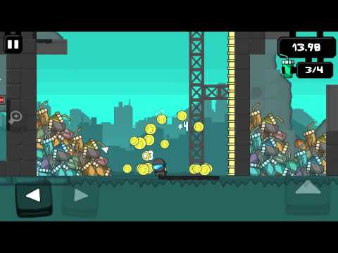Stickman Dope Android Gameplay