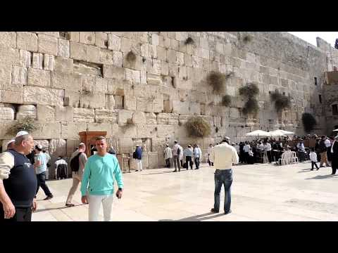 Our One Day In Israel