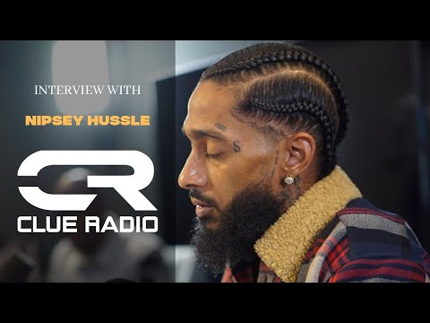 Dj clue Interviews Nipsey Hussle #VictoryLap