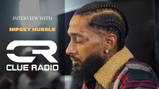 vuclip Nipsey Hussle Stop By To Talk #victorylap