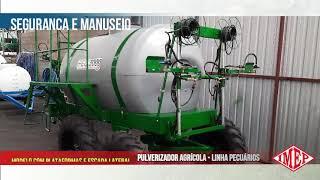 Pulverizador Pecuário IPEC 3000 litros IMEP - Referência Nacional - Brasil - Pastagem e Boi Gordo