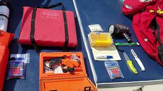 Recreational Boating Safety Equipment