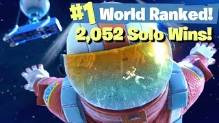 #1 World Ranked - 2,059 Solo Wins - Spo...
