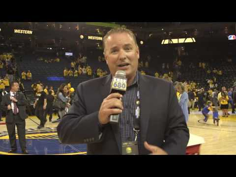 Bob Fitzgerald breaks down Warriors' impressive Game 7 victory over Thunder