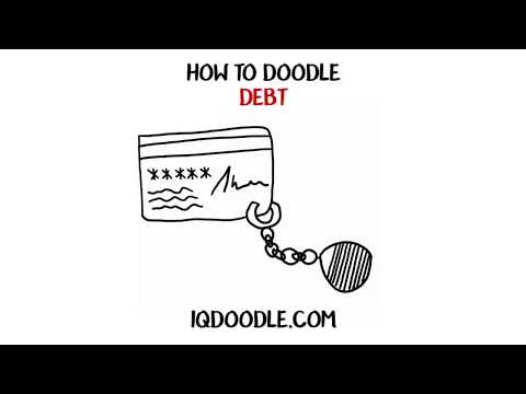 How to Draw Debt (drawing tips)