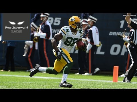Packers Ty Montgomery was born to play running back