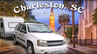 RV Camping in Charleston SC at James Island County Park Campgrounds