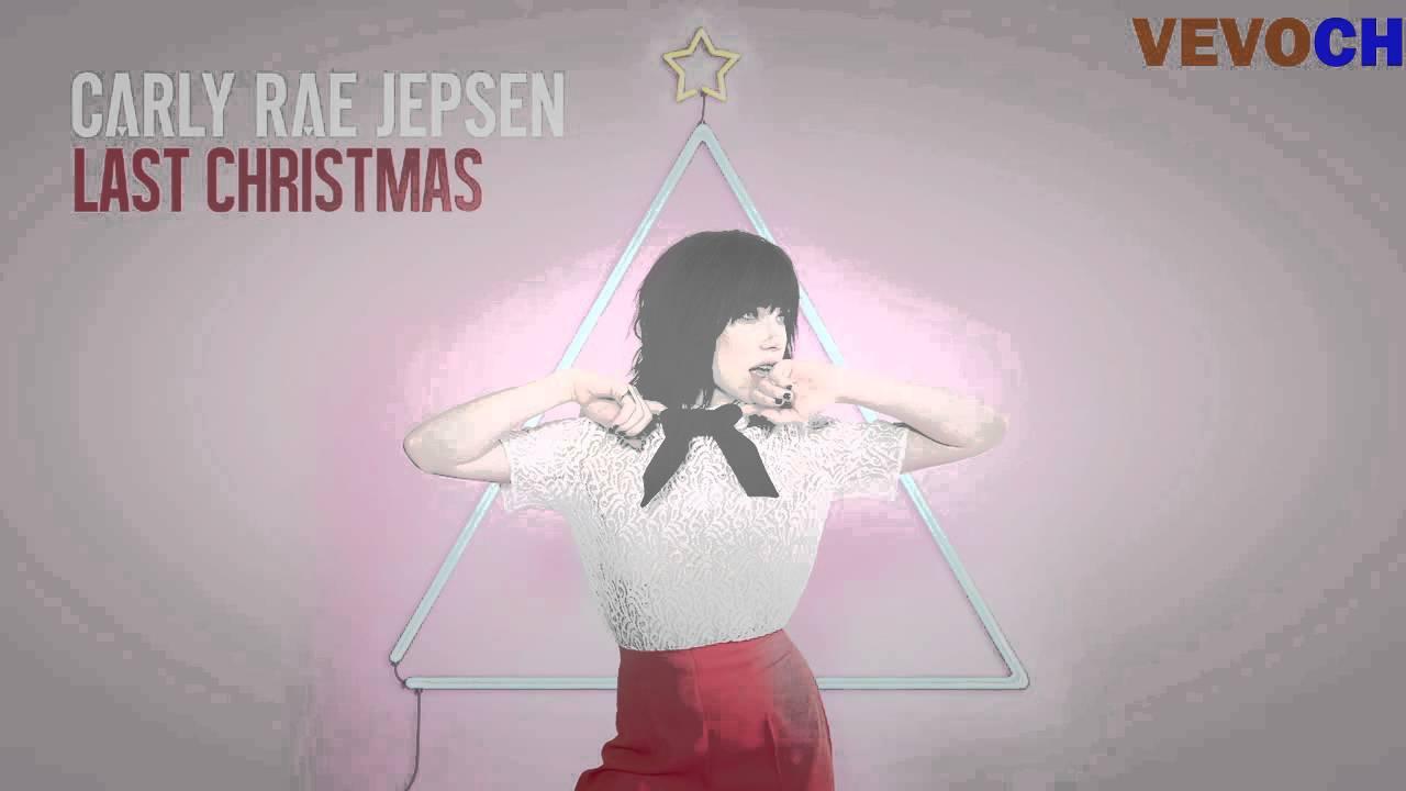 Download Carly Rae Jepsen - Last Christmas (Audio)