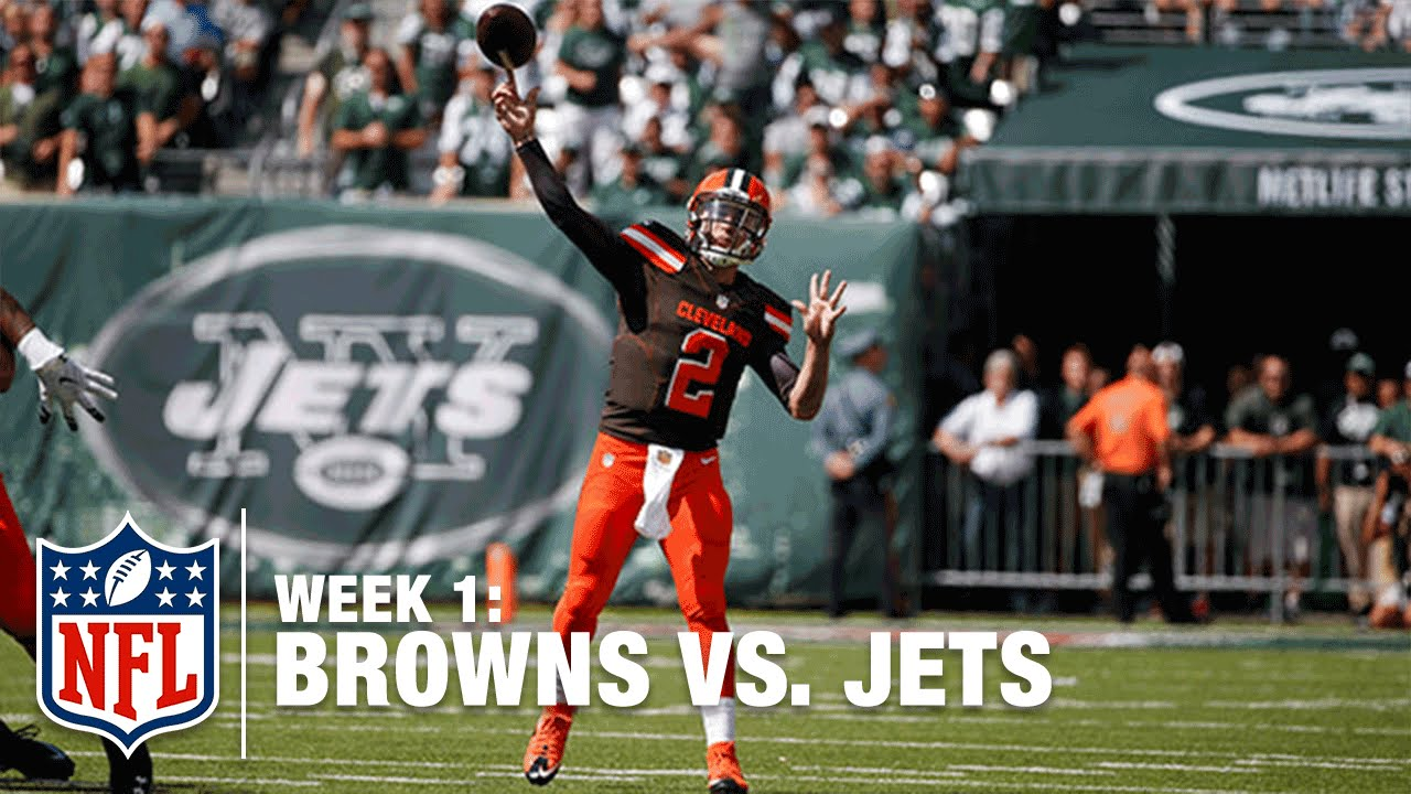 57aecf0f Johnny Manziel Replaces Josh McCown, Throws Touchdown - NYTimes.com