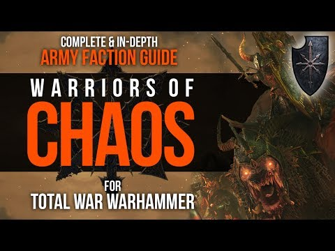 Complete Chaos Faction Guide -  Total War Warhammer