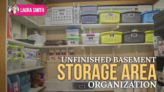 Storage Area Organization Thumbnail