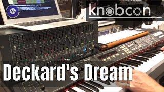 Knobcon 2018: Deckard's Dream With Paul Schilling