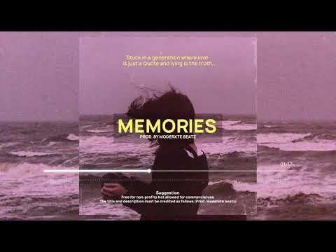 """FREE SAD TRAP """"Memories"""" Hip Hop Type Beat Instrumental 2020"""
