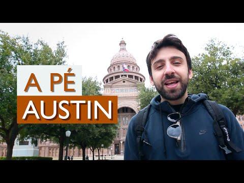 A Pé - AUSTIN, Texas