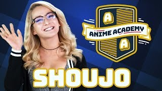 What is SHOUJO | Anime Academy