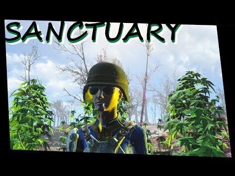 🚧 Fallout 4 Sanctuary Settlement Build 🚧