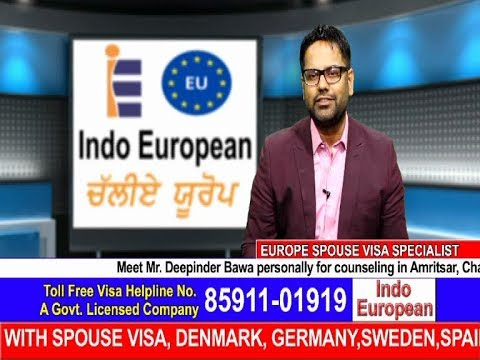Study in Europe, Deepinder Bawa(Spouse Visa Specialist)