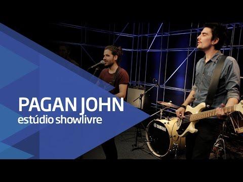 """""""Meu Cais"""" - Pagan John No Estúdio Showlivre 2016"""