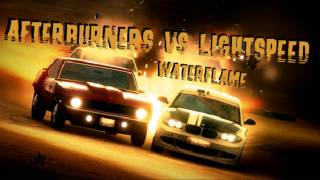 Video Waterflame - afterburners VS lightspeed (HD) download MP3, 3GP, MP4, WEBM, AVI, FLV Juni 2018