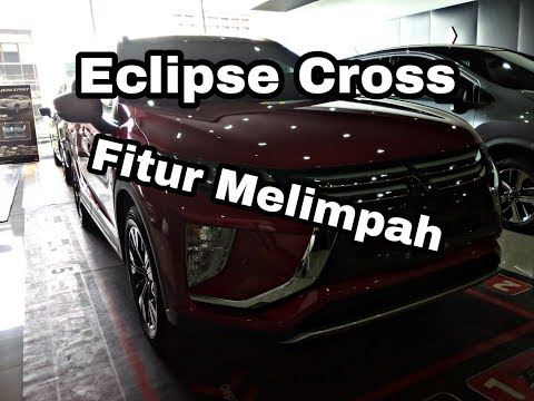 Mitsubishi Eclipse Cross 1.5 Turbo A/T (2019) Review Indonesia